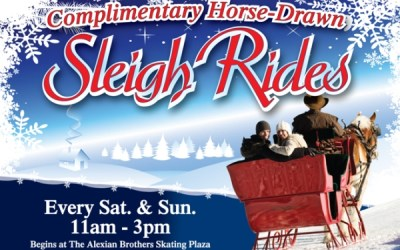 258.  Horse-Drawn Sleigh Rides in South Barrington