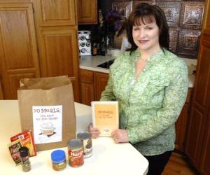 262.  Organize Dinner Like Mom/Author, Kelly Donlea
