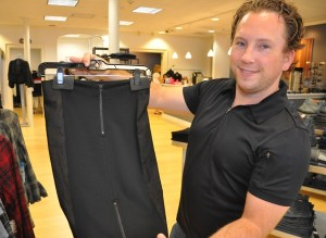 NV Clothing Owner, Sean Viohl