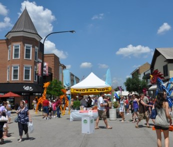 Youth Art Division at the Barrington Art Festival