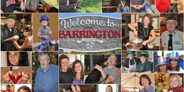 Faces of Barrington Collage