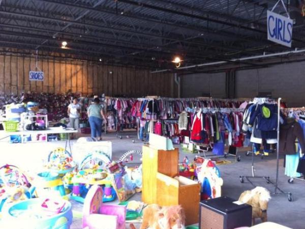 Designer Children's Consignment Clothing Sale in Barrington, Illinois