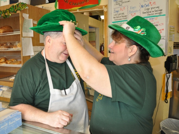 Meet the Clarke's at Clarke's Bakery and Deli