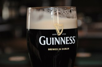 Guinness Beer On Tap at McGonigal's Pub