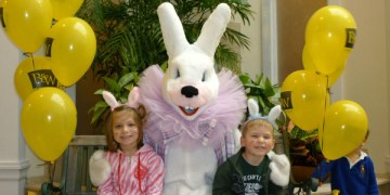 Family Easter Event with the Easter Bunny at the Foundry of Barrington