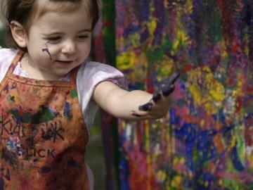 Children's Activities at the Barrington Art Festival