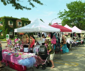 50.  Spend Your Dough in 60010 at Sidewalk Days
