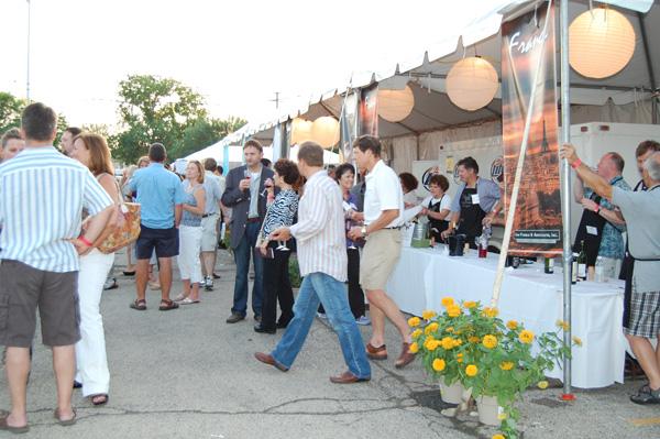 Uncork Barrington Wine Tasting Event in Barrington, Illinois