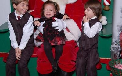 89.  Cast Your Vote for 365 Barrington's Best Santa Photo