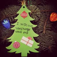 BOB - Barrington Christmas Tree Wishes