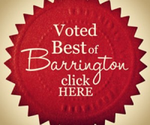 """204.  Best of Barrington Survey Results:  """"Shopping"""""""