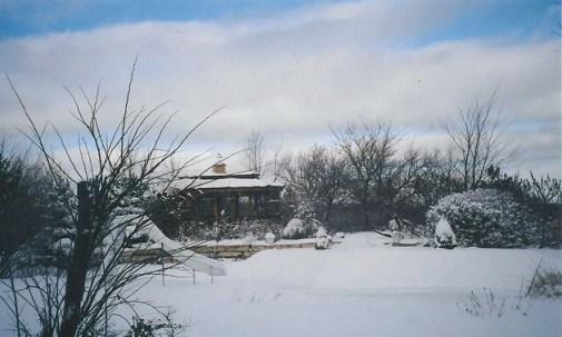 Post - 8 Moate - Winter Scene