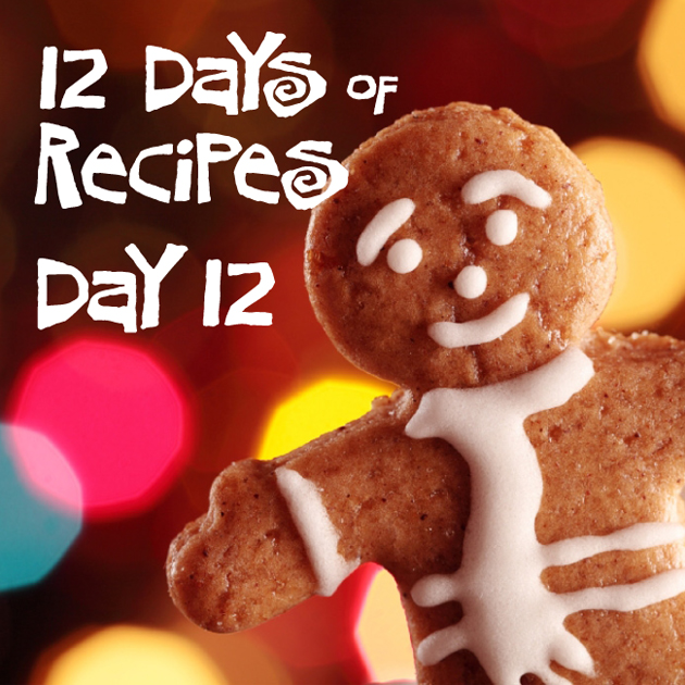 12 Days of Recipes - Day 12