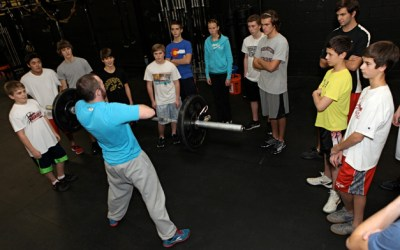154. CrossFit and ChiroFit Team Up for Student Athletes