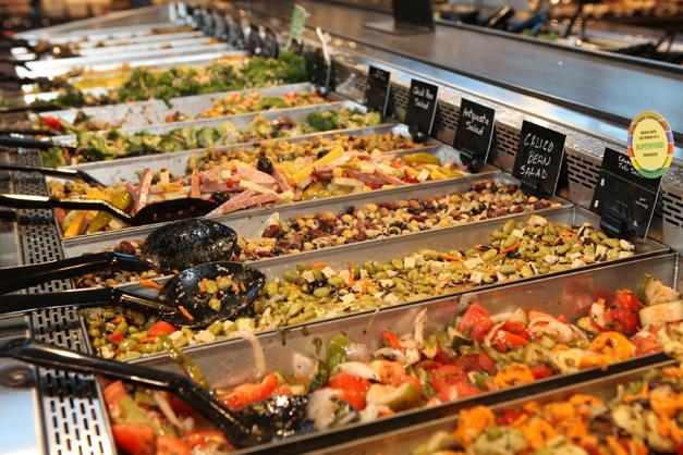 Post - Heinen's Salad Bar