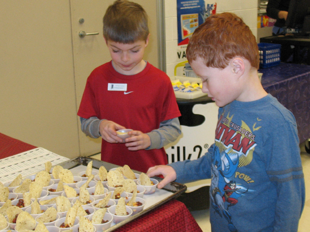 Tasty Tuesday at Barrington District 220 Schools