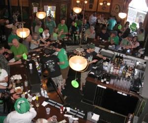 49. McGonigal's Pub Opens Barrington Celtic Fest, 2013