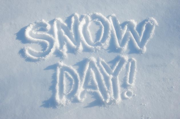Post - Snow Day
