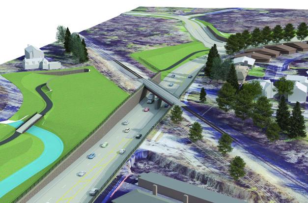 Highway Underpass Alternative