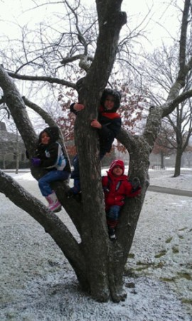 Syed's Children - Photo Courtesy of Wellness Place