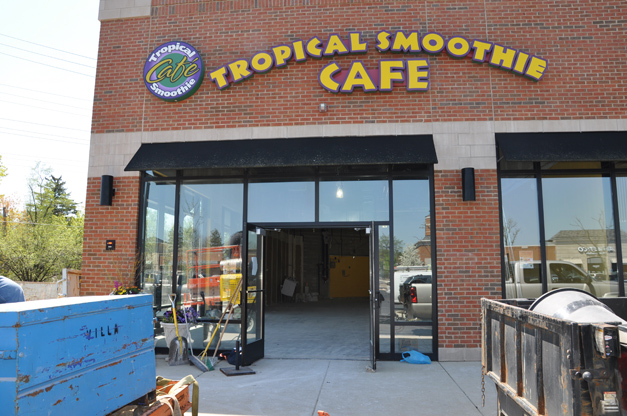 Meatheads Burgers & Fries Opening at Former Tropical Smoothie Location