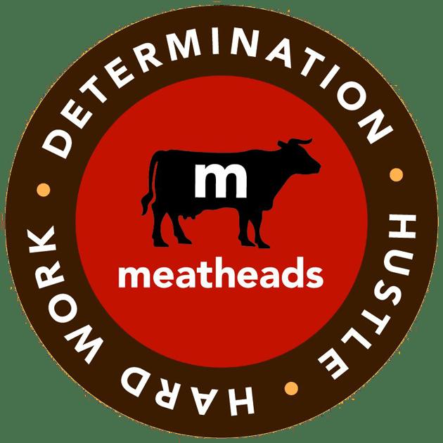 Post - Meatheads - Determination, Hustle, Hard Work