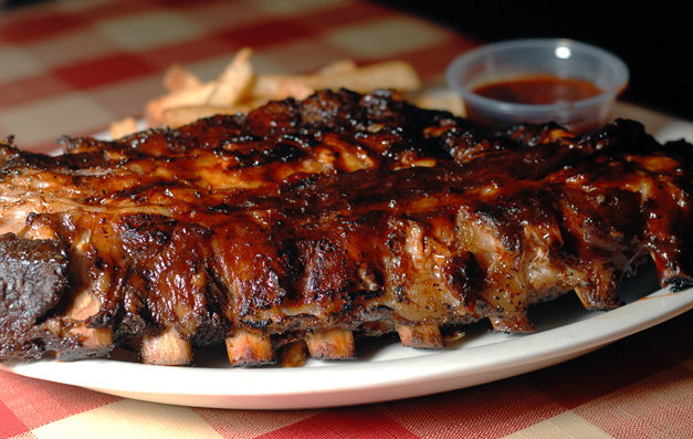 Barrington EATS - Ribs for Father's Day