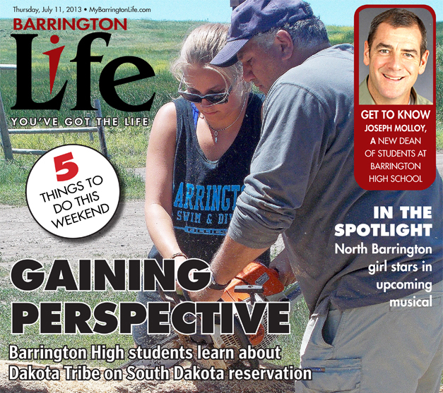 Barrington Life Issue - July 11, 2013