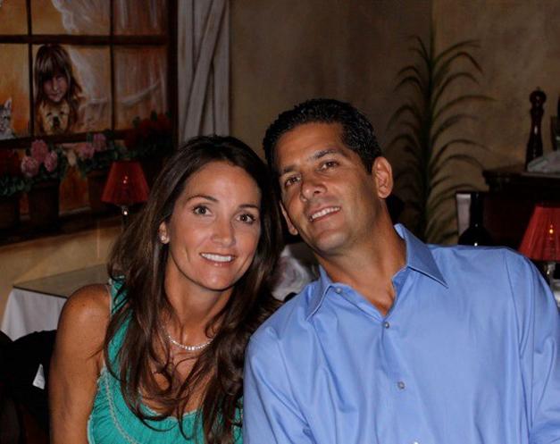 Sharyn and Solly DeLaurentis - Courtesy of the DeLaurentis Family
