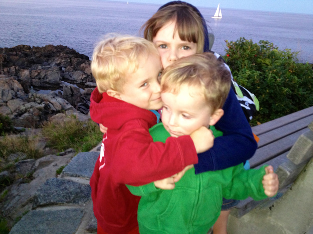Chepell Family Vacation to Ogunquit, ME