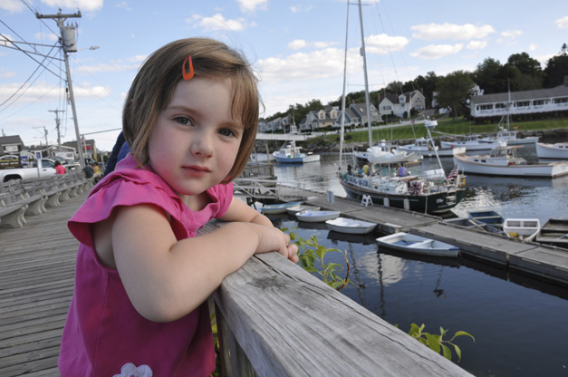 Family Vacation to Ogunquit, ME