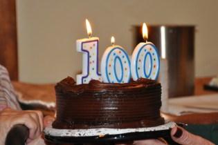 Post - Betty Catlin's 100th Birthday - 6
