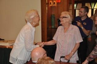 Betty Catlin's 100th Birthday Party