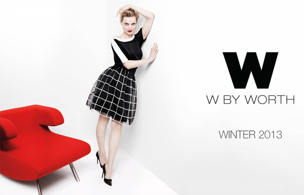 From the W by Worth Winter 2013 Collection