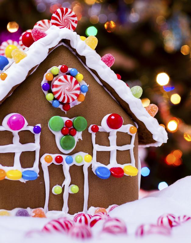 ChristKindleFest Gingerbread House Competition
