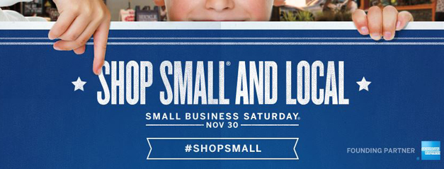 Join the Movement on Small Business Saturday