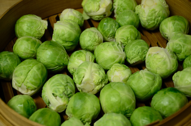 Brussels Sprouts: Barrington 220's Tasty Tuesday Ingredient for November, 2013