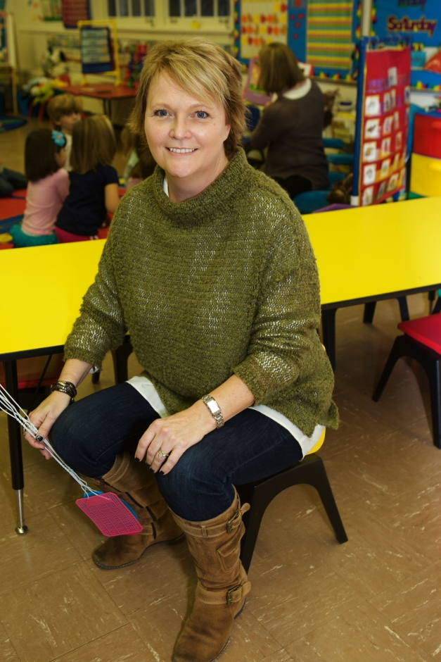 Denise Tenyer, Learning Trek Academy Founder - Photographed by Julie Linnekin