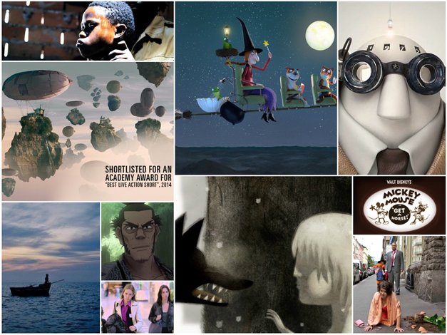 2014 Nominated Oscar Shorts Playing at the Catlow Theater
