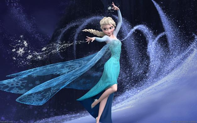 "From the Disney Movie, ""Frozen"""