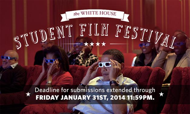 BHS-TV Enters White House Student Film Festival