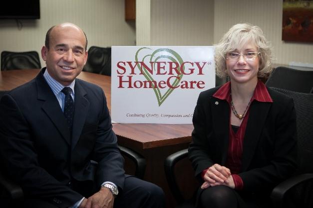 95. Synergy HomeCare of Barrington Celebrates Six Years of Service