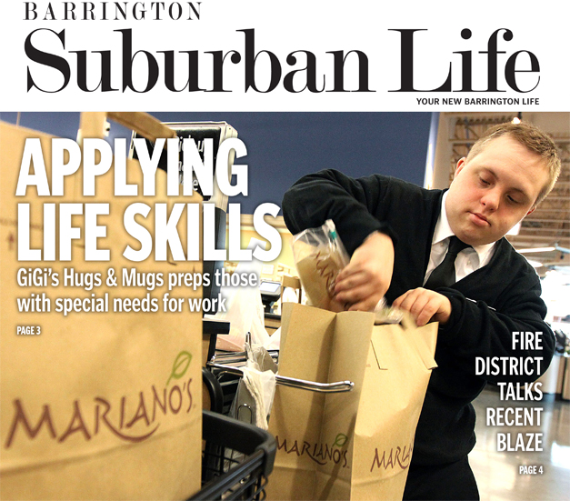 Barrington Suburban Life Issue - 4.24.2014