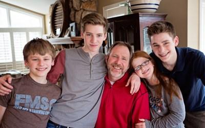 114. Introducing #HeinensSundaySupper Week 1: Roeckell Family Dinner
