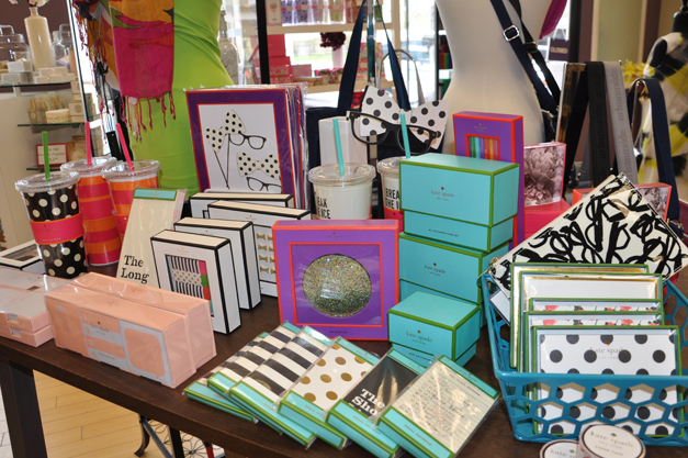 Kate Spade Paper Goods at Notice Accessories