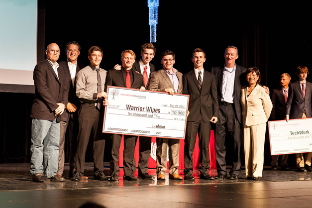 """BHS Startup Incubator """"Pitch Night"""" - Photographed by Liz Benedetto"""