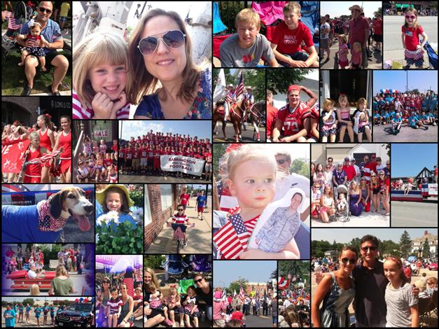 Barrington 4th of July Parade - 2013 Community Album