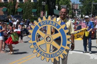 Post - Barrington 4th of July 2014 Parade - Bob Lee - 106