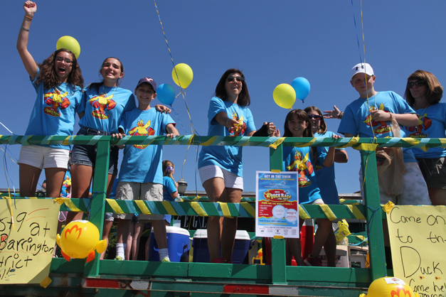Post - Barrington 4th of July 2014 Parade - Bob Lee - 22