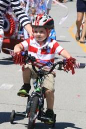 Post - Barrington 4th of July 2014 Parade - Bob Lee - 35